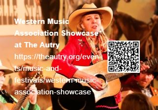 Western Music Association Showcase at The Autry