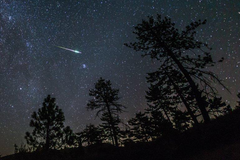 """神秘彗星在本周引起罕见的""""独角兽""""流星雨"""