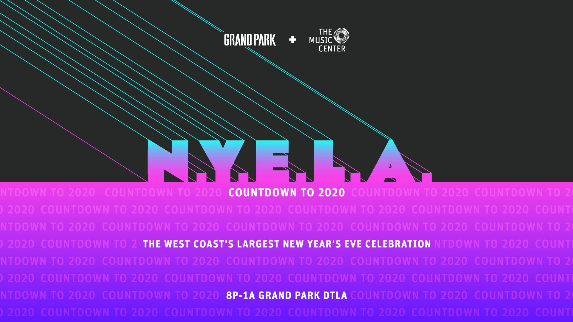 你好,2020!洛杉矶跨年指南