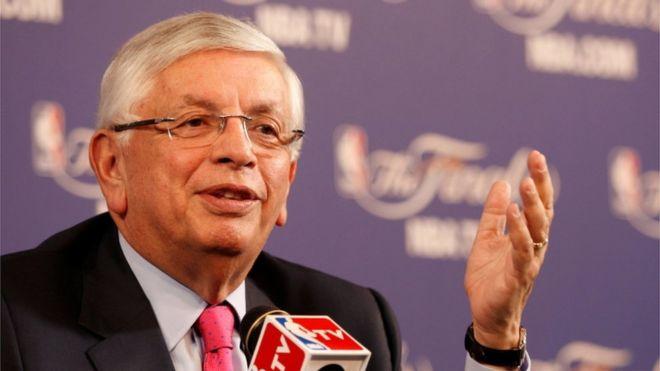 NBA前总裁斯特恩去世