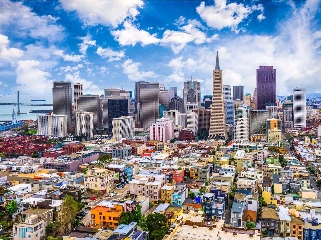 南加州有四座城市名列全美前20名公寓租金最昂贵之一