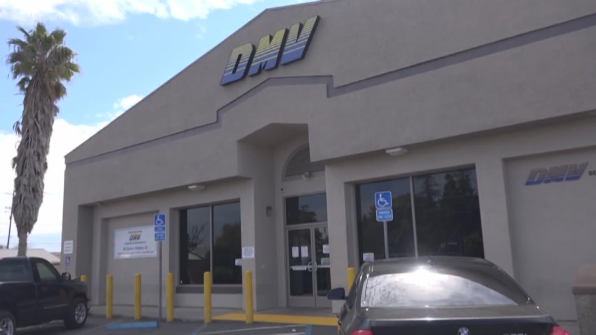 加州DMV 6月26日恢复驾照路考的部分