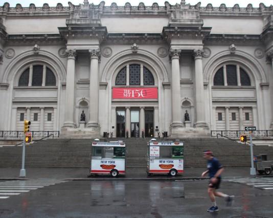 纽约大都会艺术博物馆8月29日恢复对外开放