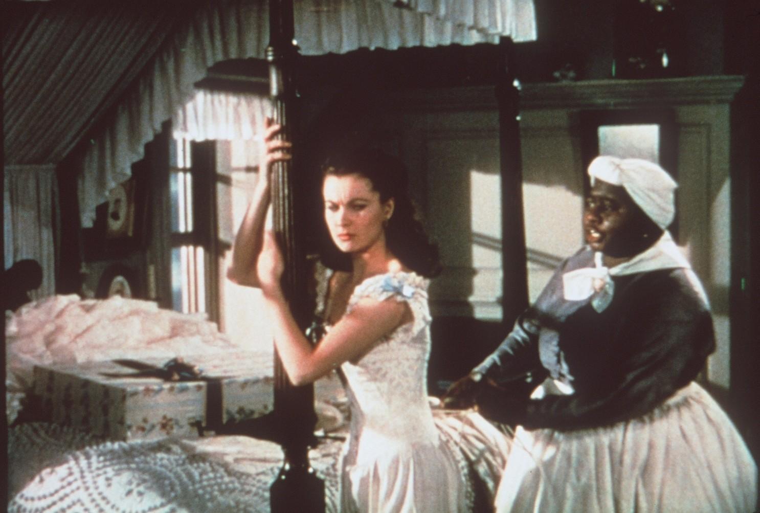 因奴隶制非议的经典电影《乱世佳人》新增内容后重新上架