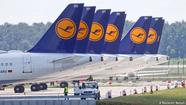 欧盟批准德国政府向汉莎航空提供60亿欧元纾困金