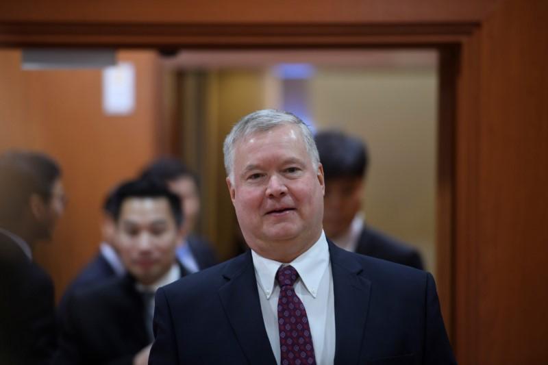 美国副国务卿毕根抵达韩国讨论重启朝鲜核无核化谈判