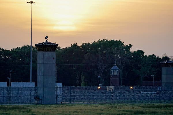 联邦政府恢复死刑后第一起行刑将在下周一执行