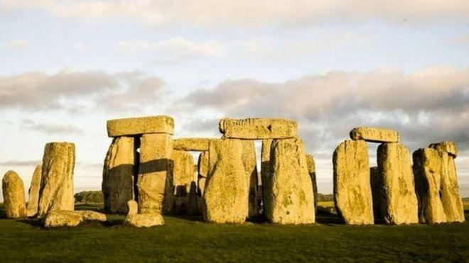 """巨石阵的建造石材""""撒森岩""""采集地点被揭晓"""