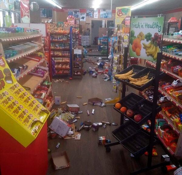 北卡罗来纳州周日上午发生5.1级地震