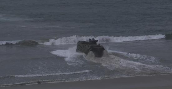 美军圣地亚哥两栖突击车事故失踪人员已认定死亡
