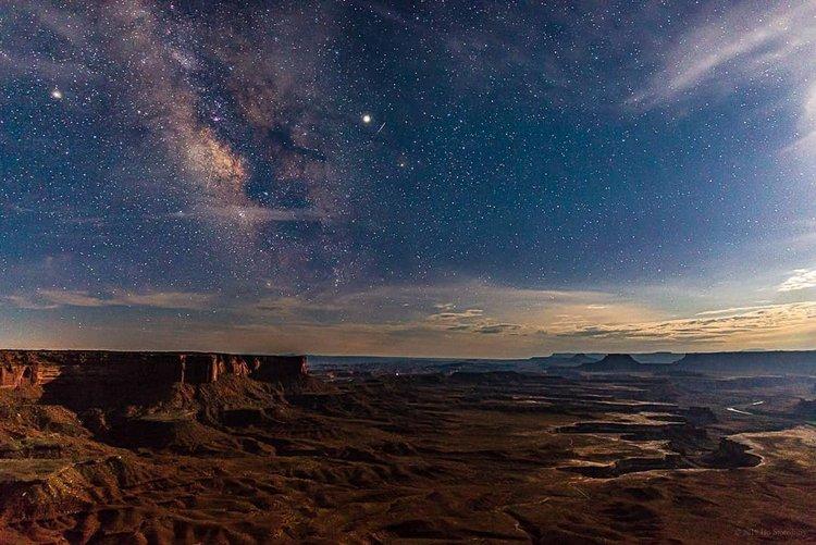 远离人群,疫情下的英仙座流星雨观测指南