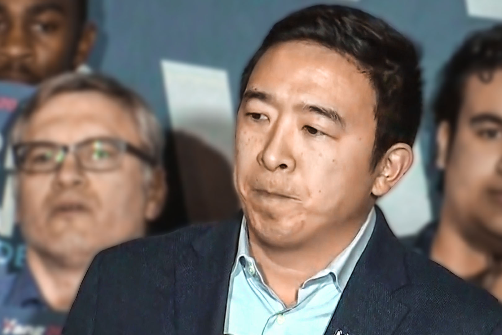 杨安泽已正式被列入民主党全国代表大会发言人名单