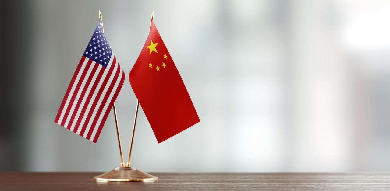 中美双方已商定近日对第一阶段贸易协定举行通话