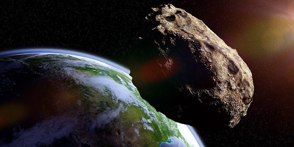 NASA:小行星大选前一天飞向地球 撞击可能性低