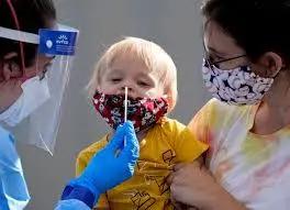 9/8美国疫情更新:超过50万儿童被诊断患有新冠病毒;阿斯利康暂停新冠疫苗试验