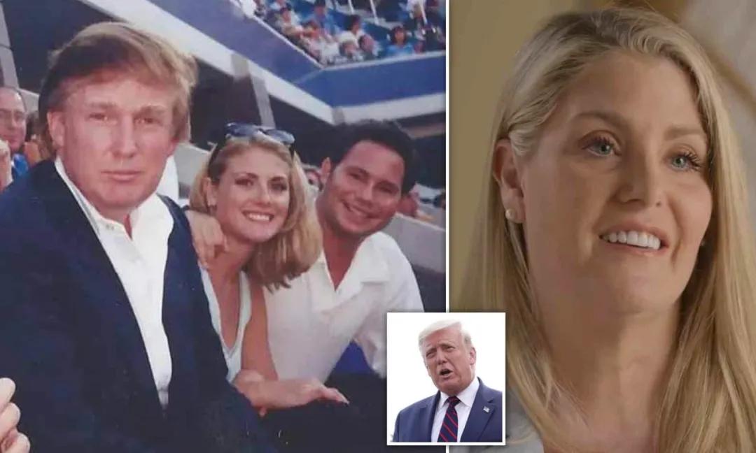 特朗普再涉丑闻 被指控性侵前模特