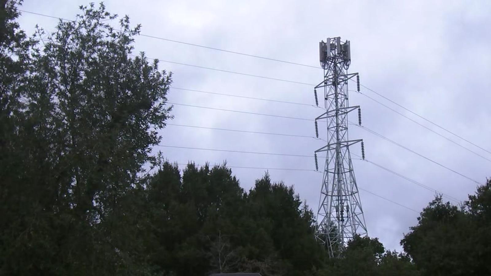 加州CPUC要求手机电信公司给信号塔安装备用电源