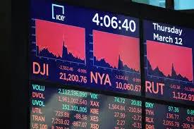 美股连跌三周 本周聚焦鲍威尔听证