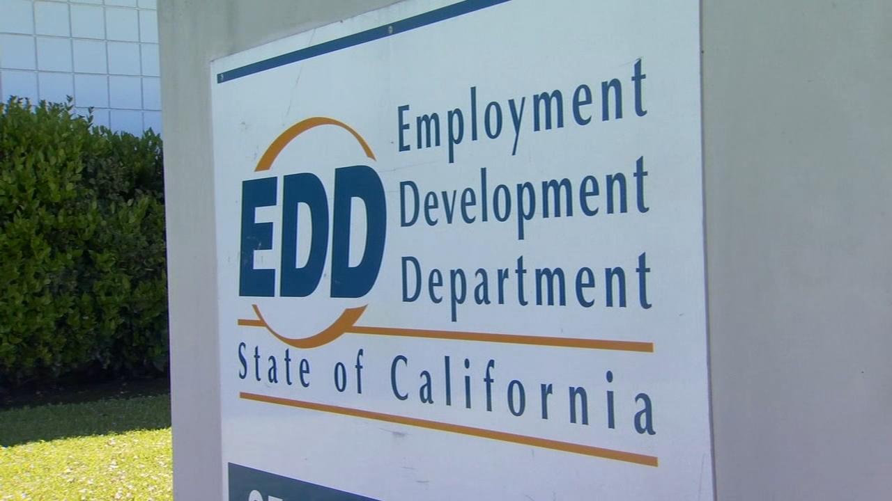 加州暂停接受新的失业救济金申请两周