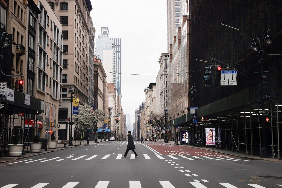 9/22美国疫情更新:美新冠死亡人数破20万;纽约市6个社区新冠病例上升;CDC发布圣诞节指导意见