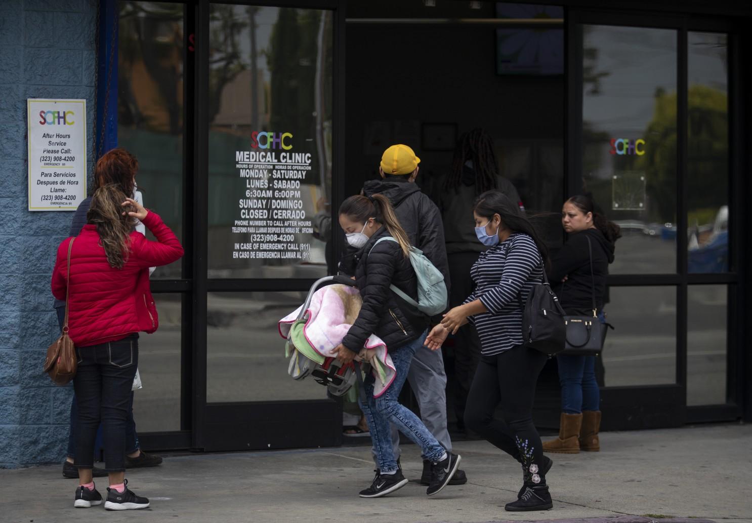 洛杉矶县25%以上家庭至少经历过一次粮食不安全事件