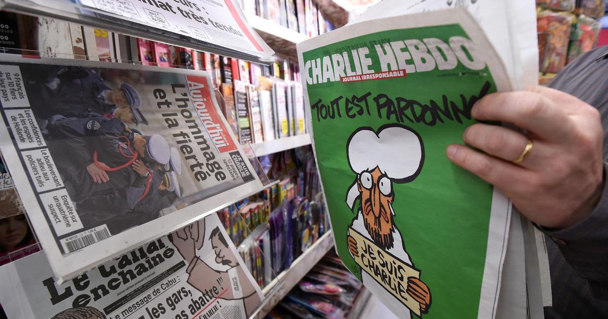 """曾发生恐怖袭击的巴黎""""查理周刊""""旧址再遇持刀砍人事件"""