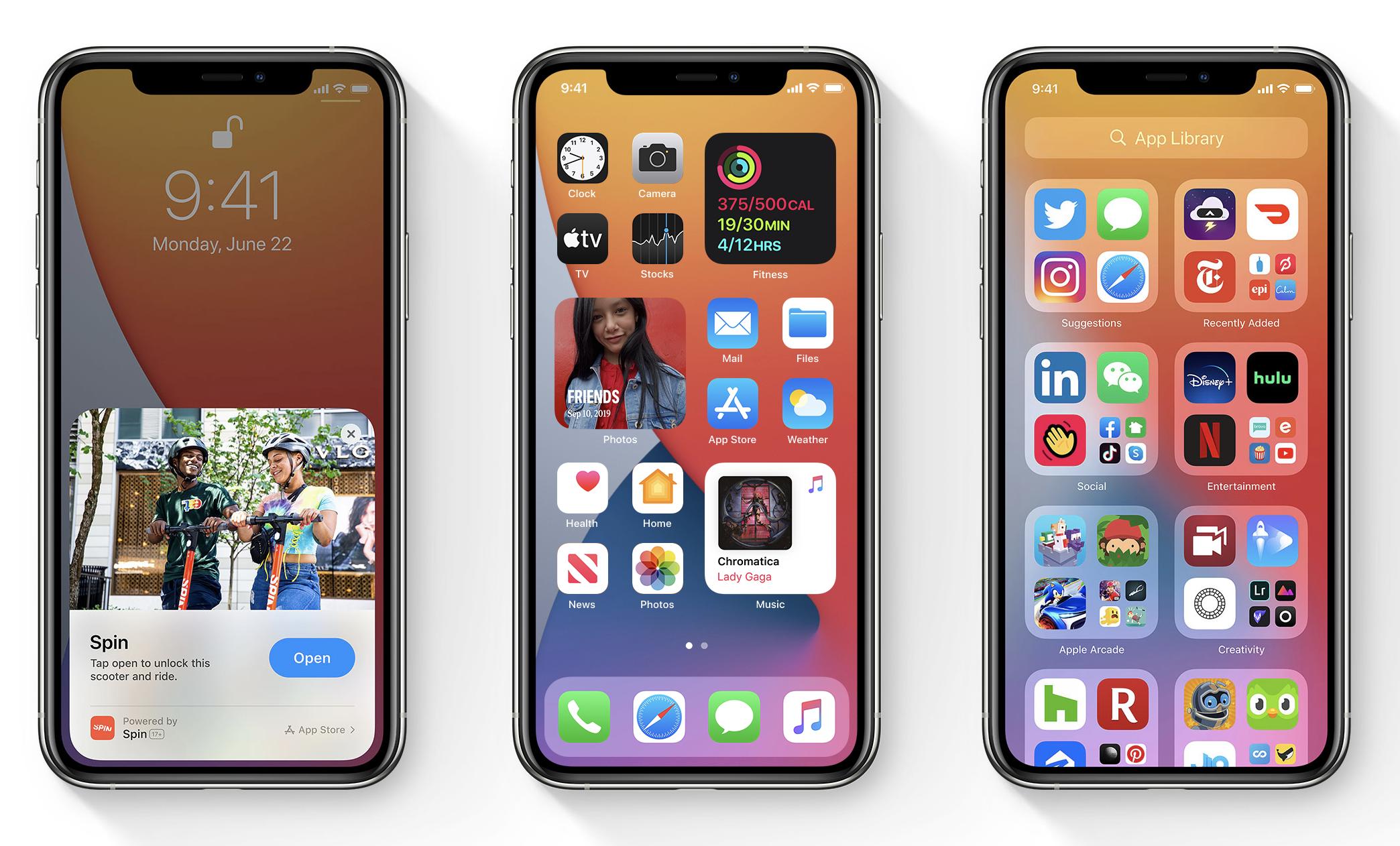 苹果iOS 14和watchOS 7系统发现7项重大数据问题