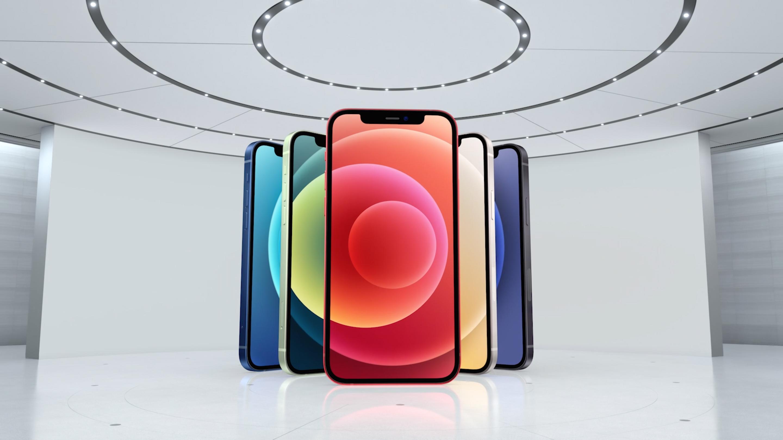 苹果发布会:苹果步入5G时代,推出四款iPhone 12机型