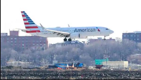 美国航空集团计划年底前让波音737 Max复飞