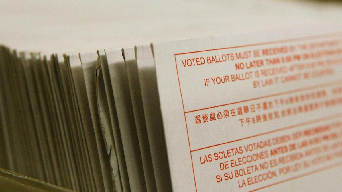 加州提前投票参与人数创纪录,已收到2,230万张邮寄选票