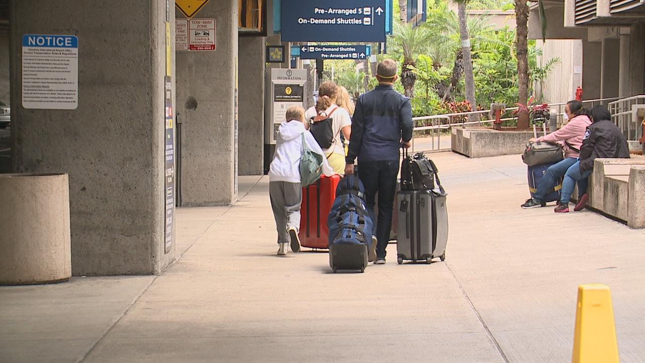 夏威夷将于11月6日有条件开放日本观光客入境免隔离措施