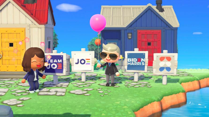 """美国总统大选热潮""""入侵""""游戏领域"""