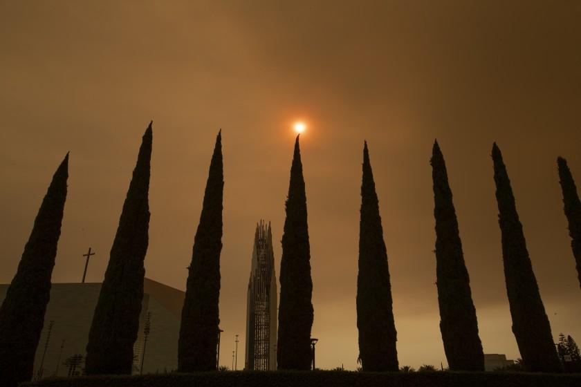南加州周三起将面临4天的极端性气候变化