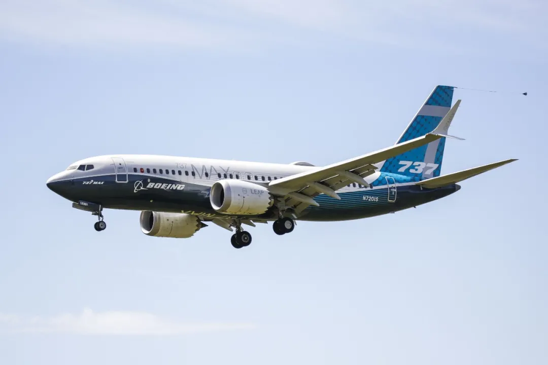 波音737MAX首次载客复飞