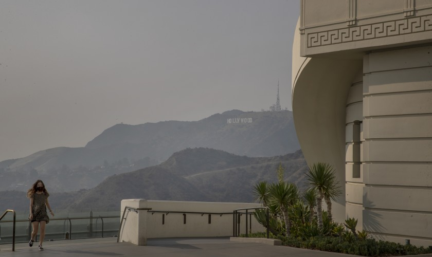 2020年将成为南加州几十年雾霾最严重的一年