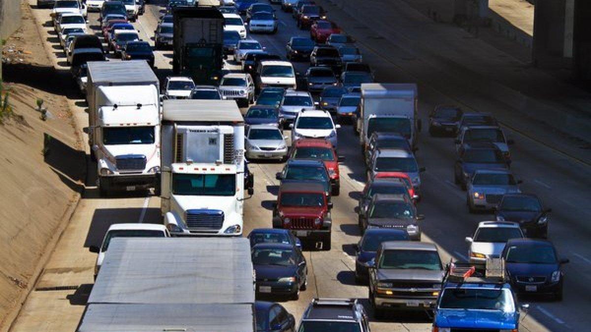 洛杉矶地区疫情期间撞车事故总体减少26%