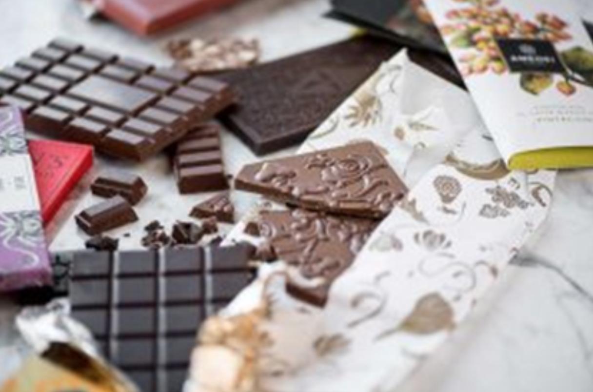 用巧克力的甜美迎接2021!宝尔博物馆推出首届巧克力周
