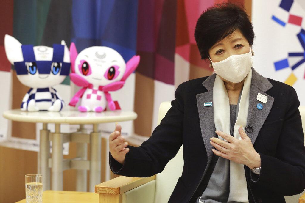 明年东京奥运将拟支付津贴让医疗人员进驻