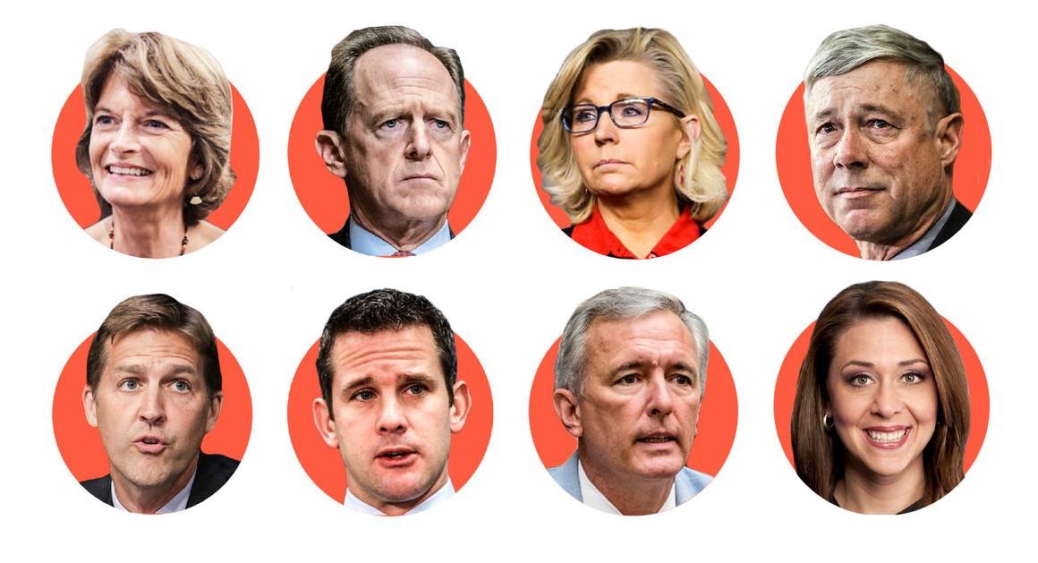部分众议院共和党支持弹劾特朗普