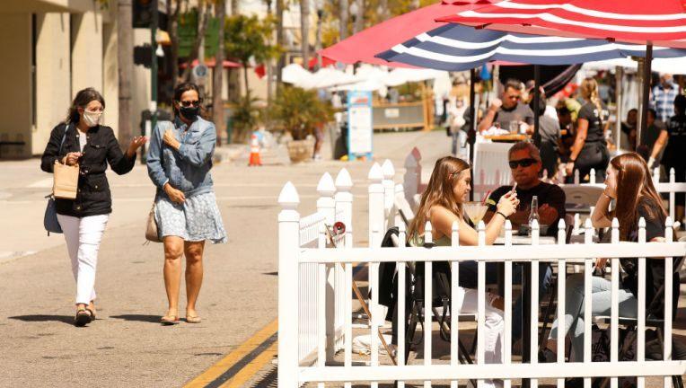 洛杉矶市会议希望加快重启室外就餐