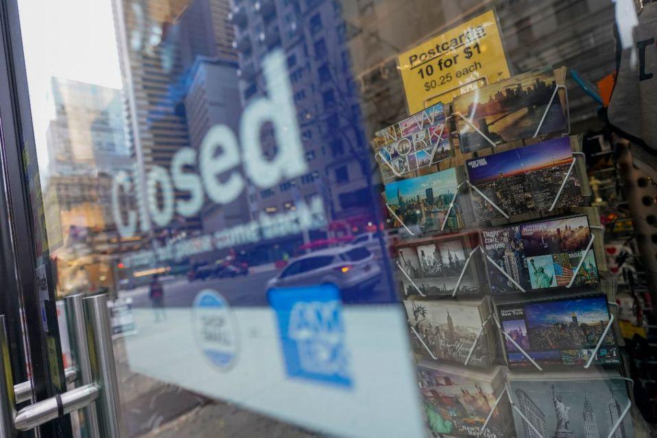 美国上周申领失业救济金人数达96.5万人