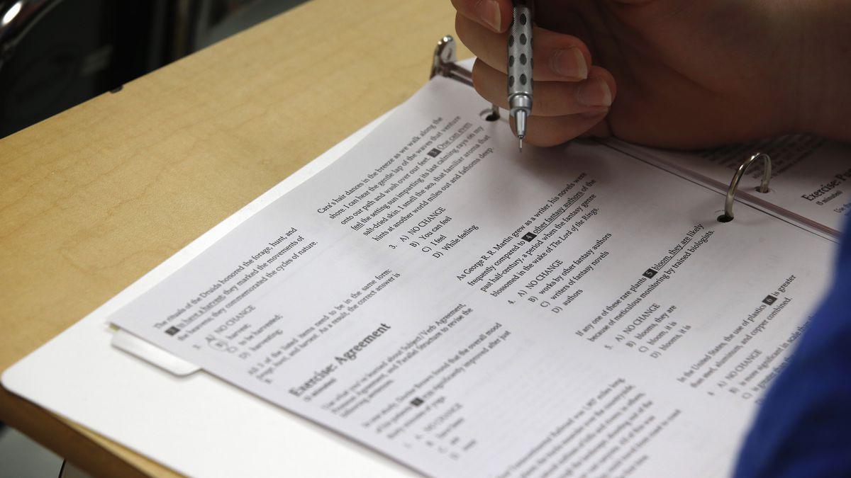 美国大学理事会将取消SAT中的可选作文部分