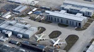 空中客机的德国汉堡飞机工厂21名员工感染新冠