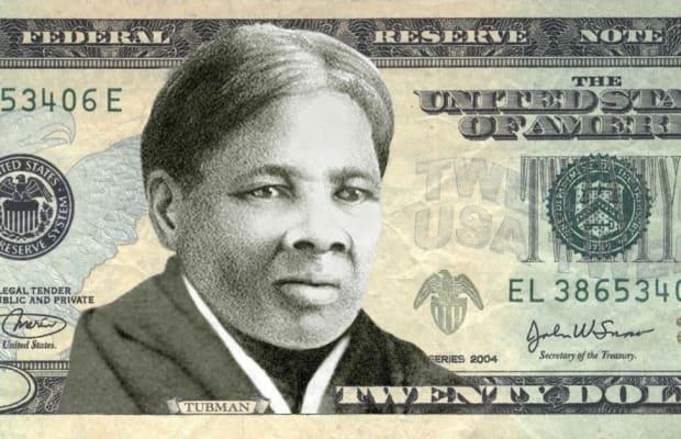 美财务部计划加快推行印有非裔女性先驱的新版20美元