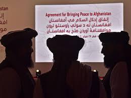 塔利班未履行与美国签到和平协议时许下的承诺