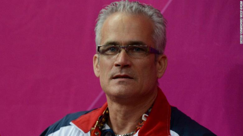 前美国体操教练约翰·格德特自杀身亡,生前被控性侵队员、贩卖人口等24项罪