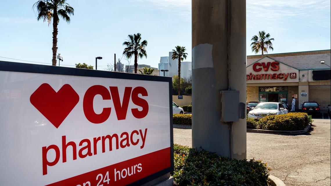 CVS将增加加州40多个门店提供新冠疫苗接种
