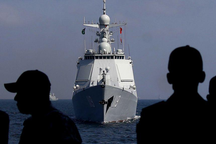 2020年全球的军事支出仍达创纪录水平