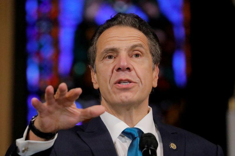 纽约州参、众议会免除州长在疫情期间获得的紧急权力