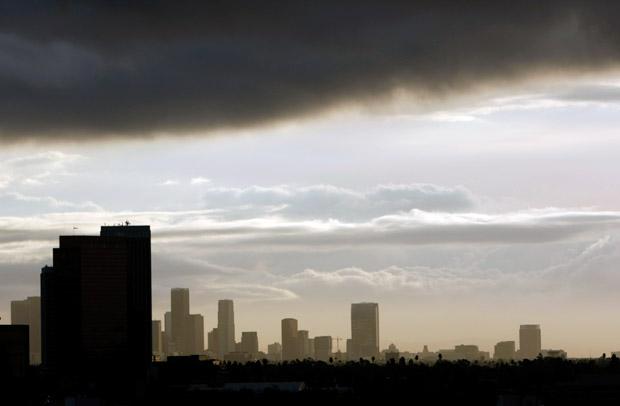 南加州地区周二迎来寒流天气